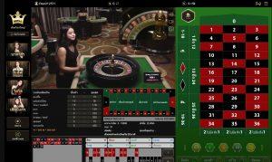 รูเล็ตต์ ION CASINO เกมวงล้อรูเล็ตออนไลน์ที่เปิดให้เดิมพันแล้วบนเว็บสโบเบท